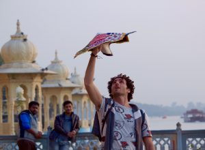 tourist in Udaipur