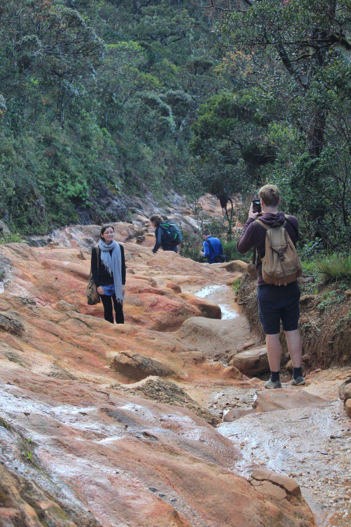 Slippey Trail Worlds End