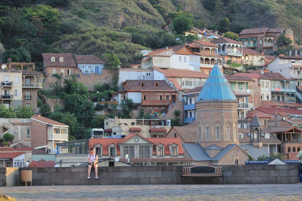 Balcony Old Tbilisi
