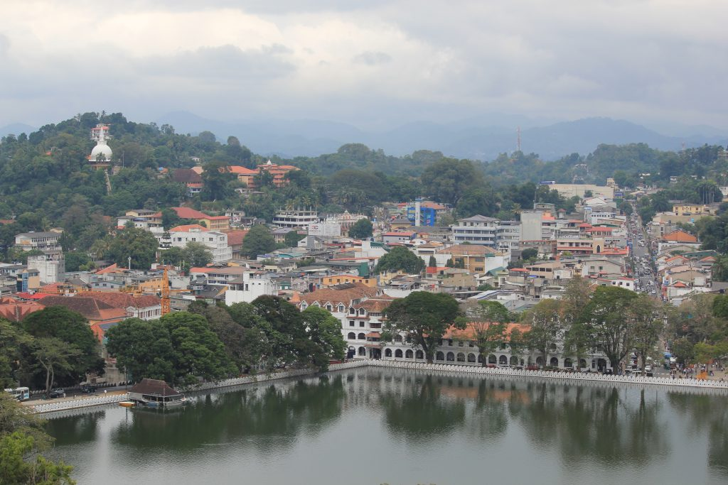 Kandy city view