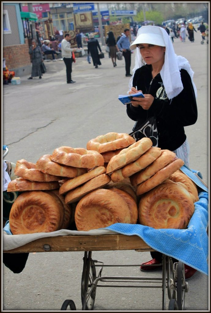 Uzbek Non Bread