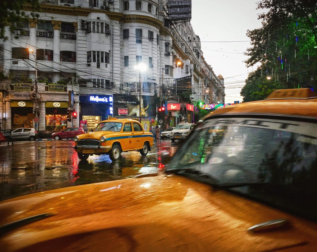 Yellow taxis have feature in many Kolkata Instagram pictures.