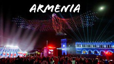 Republic Square Yerevan